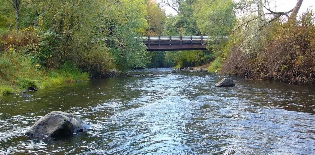 Upper Tualatin River