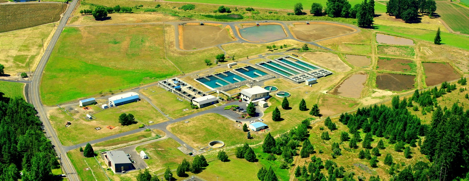 Joint Water Commission Water Treatment Plant - 4475 SW Fern Hill Road, Forest Grove, OR 97116